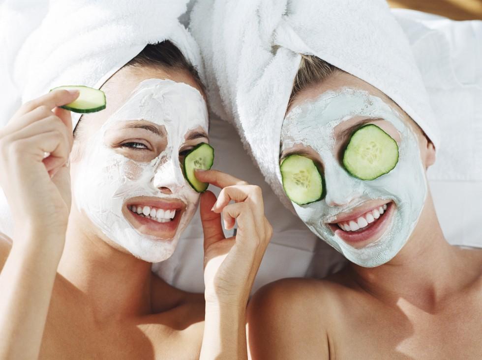Классная маска для лица в домашних условиях
